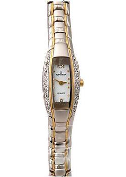 женские часы Romanson RM1123RLC(WH). Коллекция Lady Dressy