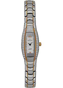 женские часы Romanson RM1123RLJ(WH). Коллекция Lady Dressy