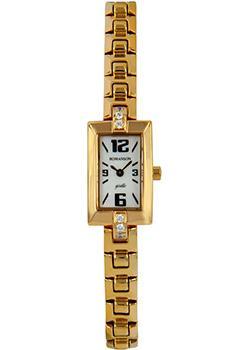 женские часы Romanson RM5113QLG(WH). Коллекция Giselle