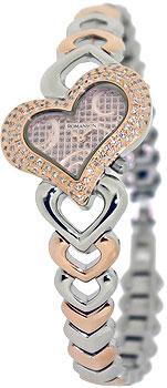 женские часы Romanson RM5504QLJ(RG). Коллекция Giselle