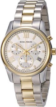 женские часы Romanson RM6A01HLC(WH). Коллекция Active