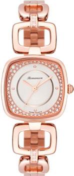 женские часы Romanson RM6A34QLR(WH). Коллекция Lady Jewelry