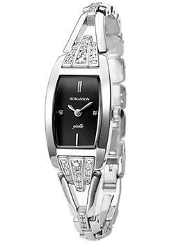 женские часы Romanson RM8272QLW(BK). Коллекция Lady Dressy
