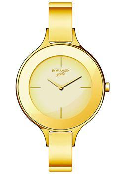 женские часы Romanson RM8276LG(GD). Коллекция Giselle