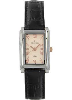 женские часы Romanson TL0110SLJ(RG). Коллекция Adel