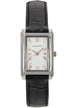 женские часы Romanson TL0110SLJ(WH). Коллекция Adel
