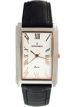 женские часы Romanson TL0110SMJ(WH). Коллекция Gents Fashion