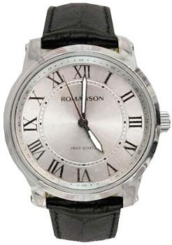 женские часы Romanson TL0334LW(GR). Коллекция Leather