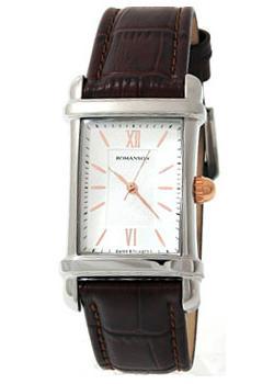 мужские часы Romanson TL0338MJ(WH). Коллекци Gents Fashion