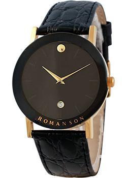 женские часы Romanson TL9963MG(BK). Коллекция Adel