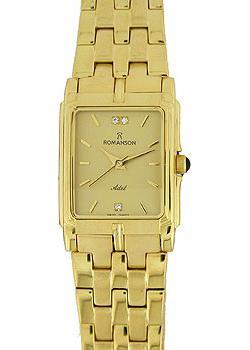 женские часы Romanson TM8154CLG(GD). Коллекция Adel