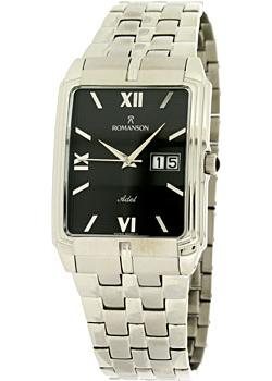 мужские часы Romanson TM8154CXW(BK). Коллекци Adel