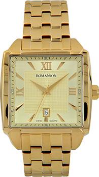 мужские часы Romanson TM9216MG(GD). Коллекци Adel