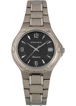 мужские часы Romanson UM3140MW(BK). Коллекци Titanium
