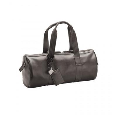 Материал. кожа.  Дорожная сумка-валик Дорожная сумка-валик.