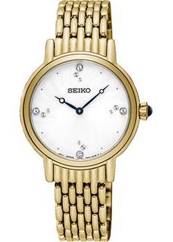 Японские наручные  женские часы Seiko SFQ804P1. Коллекция Conceptual Series Dress