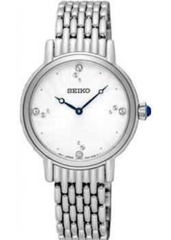 Японские наручные  женские часы Seiko SFQ805P1. Коллекция Conceptual Series Dress