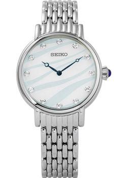Японские наручные  женские часы Seiko SFQ807P1. Коллекция Conceptual Series Dress