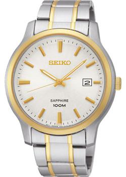 Японские наручные мужские часы Seiko SGEH42P1. Коллекция Conceptual Series Dress фото