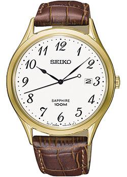 Японские наручные мужские часы Seiko SGEH78P1. Коллекция Conceptual Series Dress фото