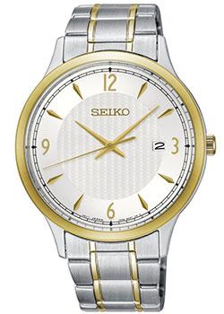 Японские наручные  мужские часы Seiko SGEH82P1. Коллекция Conceptual Series Dress.