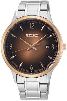 Японские наручные мужские часы Seiko SGEH90P1. Коллекция Conceptual Series Dress фото