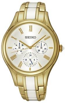 Японские наручные  женские часы Seiko SKY718P1. Коллекция Conceptual Series Dress