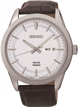 Японские наручные  мужские часы Seiko SNE359P2. Коллекци Conceptual Series Dress