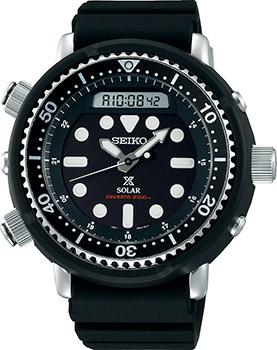 Японские наручные мужские часы Seiko SNJ025P1. Коллекция Prospex фото