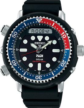 Японские наручные  мужские часы Seiko SNJ027P1. Коллекция Prospex.
