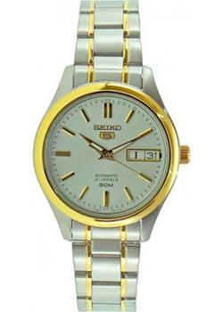 Японские наручные  женские часы Seiko SNK880K1. Коллекция Seiko 5 Regular