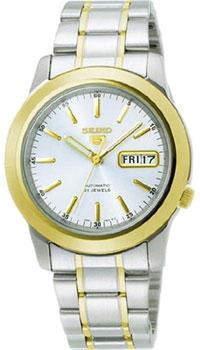 Японские наручные мужские часы Seiko SNKE54K1. Коллекция Seiko 5 Regular фото