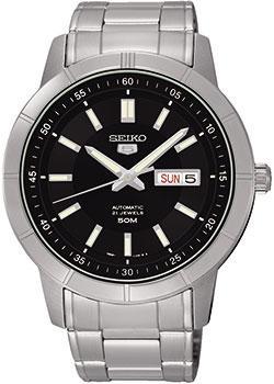 Японские наручные  мужские часы Seiko SNKN55K1. Коллекци Seiko 5 Regular