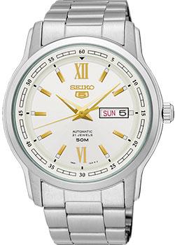 Японские наручные  мужские часы Seiko SNKP15K1. Коллекция Seiko 5 Sports