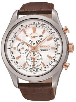 Японские наручные мужские часы Seiko SPC129P1. Коллекция Conceptual Series Dress фото