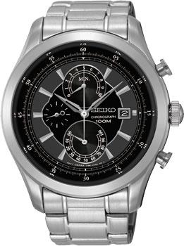 Японские наручные  мужские часы Seiko SPC167P1. Коллекци Conceptual Series Dress