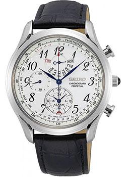 Японские наручные  мужские часы Seiko SPC253P1. Коллекция Conceptual Series Dress.