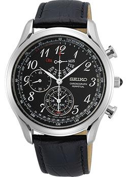 Японские наручные  мужские часы Seiko SPC255P1. Коллекция Conceptual Series Dress.
