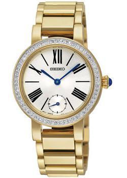 Японские наручные  женские часы Seiko SRK028P1. Коллекция Conceptual Series Dress