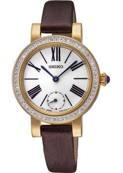Японские наручные  женские часы Seiko SRK030P1. Коллекция Conceptual Series Dress