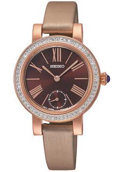 Японские наручные  женские часы Seiko SRK032P1. Коллекция Conceptual Series Dress