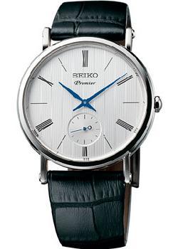 Японские наручные мужские часы Seiko SRK035P1. Коллекция Premier фото