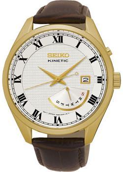Купить Японские наручные мужские часы Seiko SRN074P1. Коллекция Conceptual Series Dress