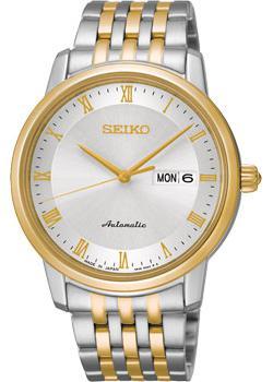 Японские наручные мужские часы Seiko SRP694J1. Коллекция Presage фото