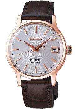 Японские наручные женские часы Seiko SRP852J1. Коллекция Presage фото