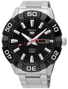 Японские наручные мужские часы Seiko SRPA55K1. Коллекция Seiko 5 Sports фото