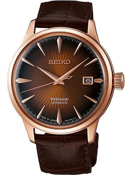 Японские наручные  мужские часы Seiko SRPB46J1. Коллекция Presage.