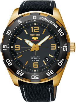 Японские наручные мужские часы Seiko SRPB86K1. Коллекция Seiko 5 Sports фото