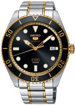 Японские наручные мужские часы Seiko SRPB94K1. Коллекция Seiko 5 Sports фото