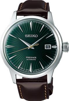 Японские наручные  мужские часы Seiko SRPD37J1. Коллекция Presage.